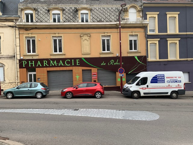 Local commercial à vendre F3 à Rehon