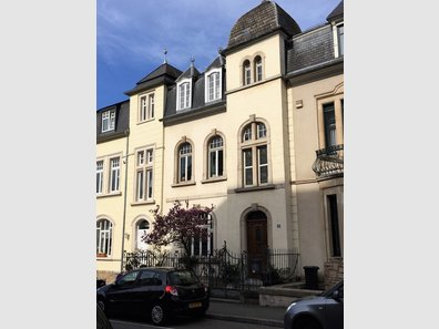 Townhouse for sale 6 bedrooms in Luxembourg-Centre ville - Ref. 6407044