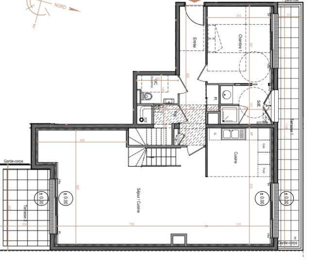 acheter immeuble de rapport 3 pièces 71 m² nantes photo 4