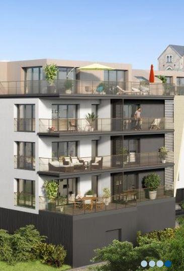 acheter immeuble de rapport 3 pièces 71 m² nantes photo 2