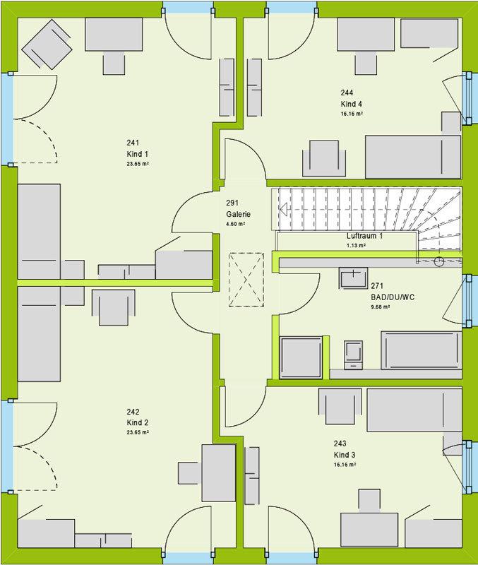 einfamilienhaus kaufen 4 zimmer 160 m² perl foto 3