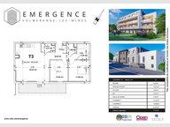 Appartement à vendre F3 à Volmerange-les-Mines - Réf. 7210884