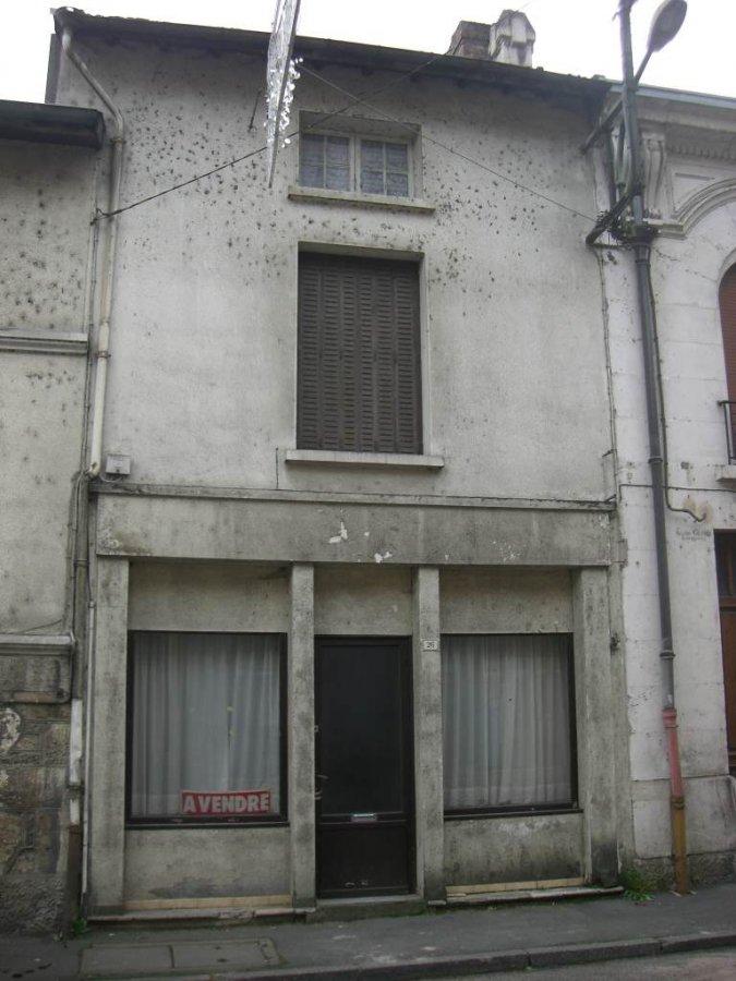 Maison à vendre F4 à Dun sur meuse