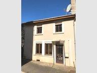 Maison mitoyenne à vendre F6 à Preutin-Higny - Réf. 6657924