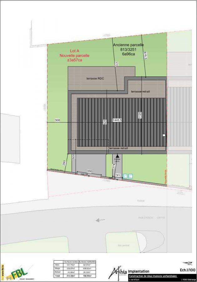 acheter maison jumelée 5 chambres 313 m² ehlerange photo 3
