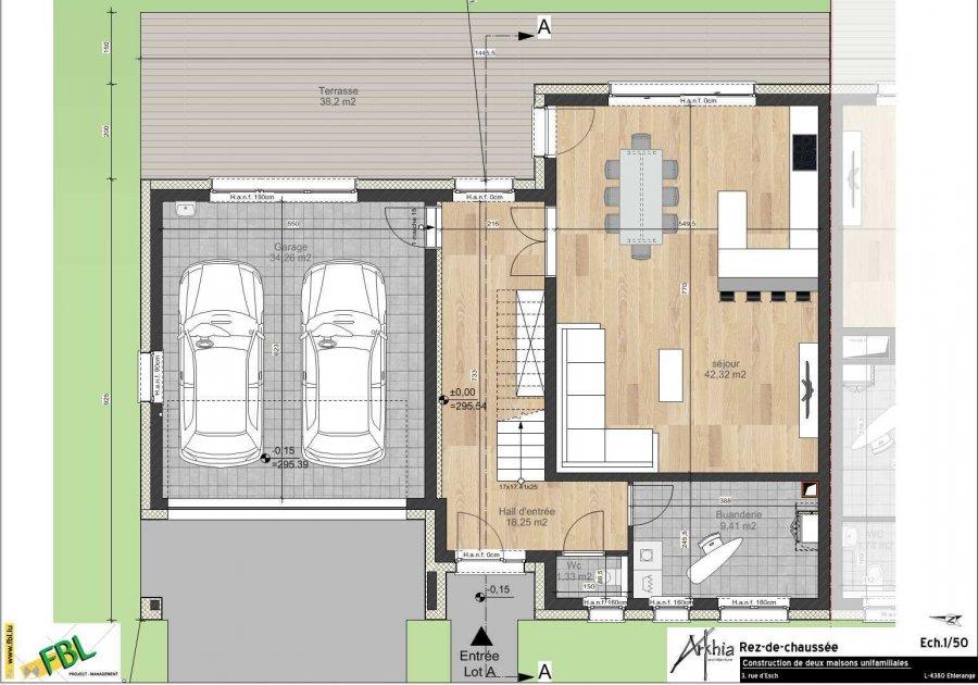 acheter maison jumelée 5 chambres 313 m² ehlerange photo 4