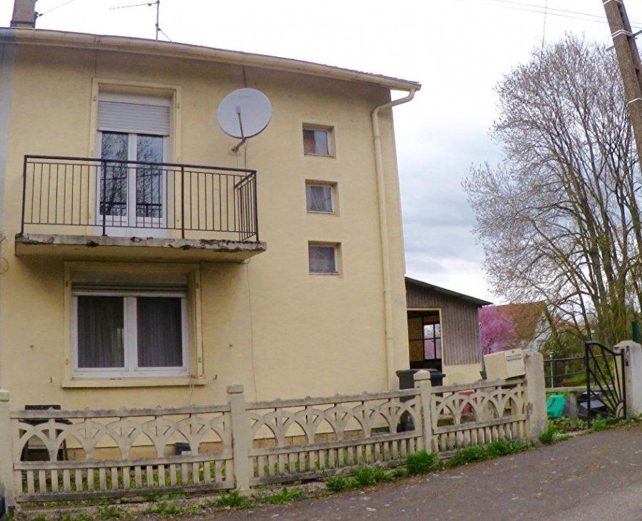 acheter maison individuelle 5 pièces 76 m² bouzonville photo 1