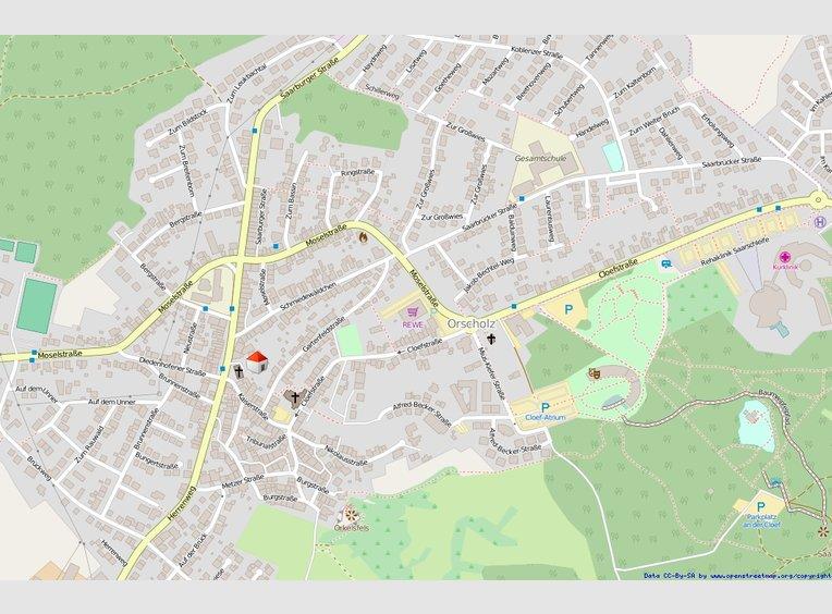 Penthouse-Wohnung zum Kauf 4 Zimmer in Mettlach (DE) - Ref. 6818692