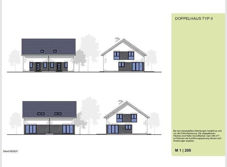 Semi-detached house for sale 4 rooms in Berlin (DE) - Ref. 7138180