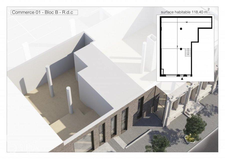 acheter bureau 0 chambre 118.4 m² differdange photo 5