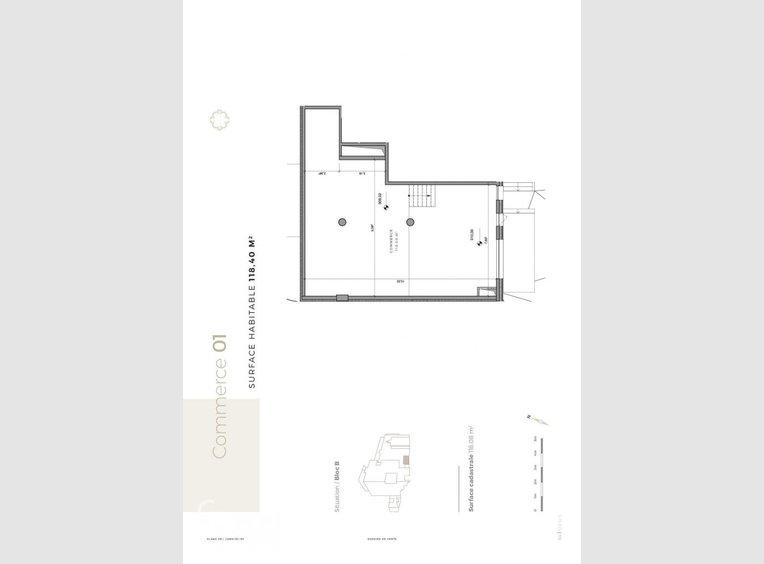 Bureau à vendre à Differdange - Réf. 6093956