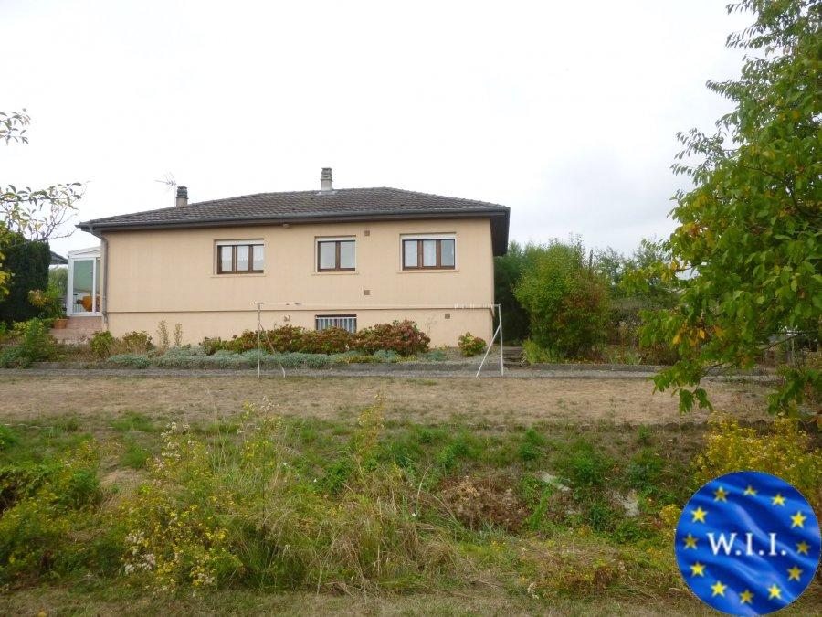 acheter maison 6 pièces 126 m² lunéville photo 2