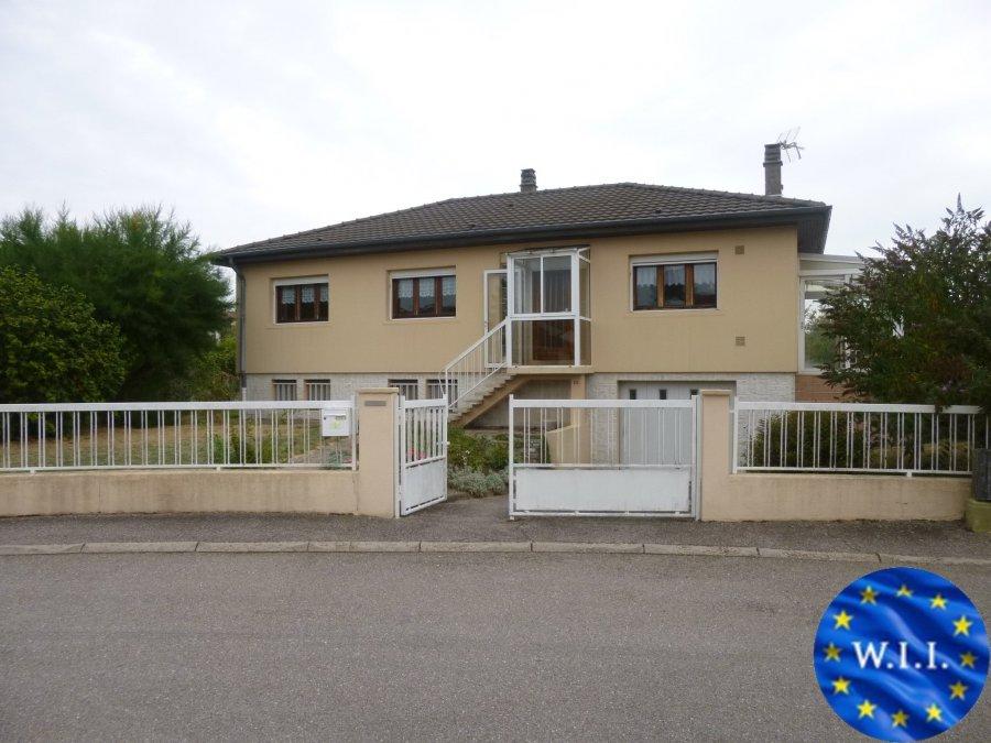 acheter maison 6 pièces 126 m² lunéville photo 1