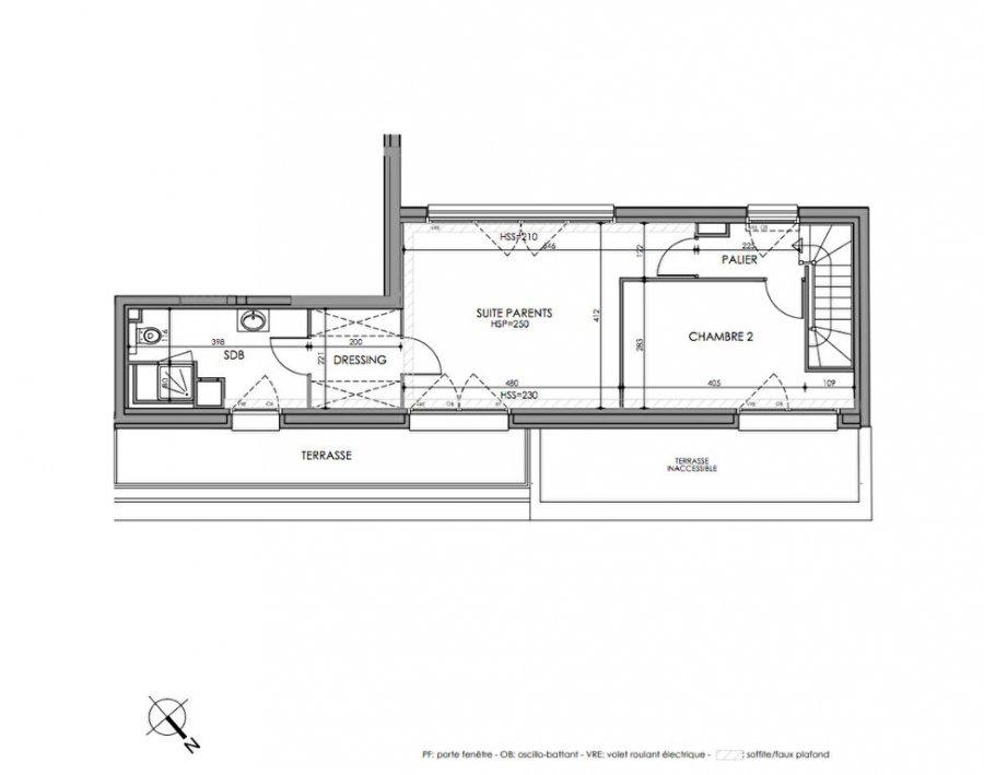 acheter appartement 4 pièces 119.6 m² la madeleine photo 3