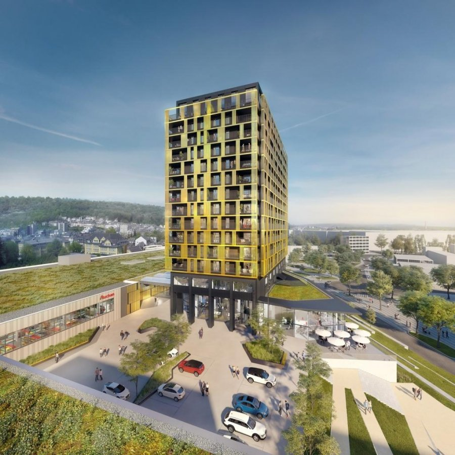Appartement en vente differdange 97 3 m 373 000 for Appartement acheter