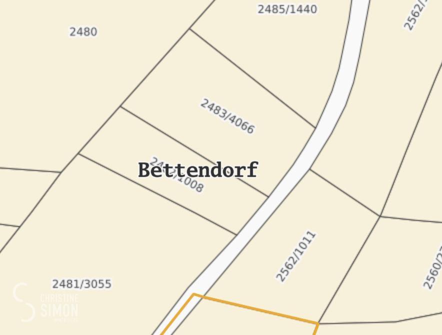 Terrain non constructible à vendre à Bettendorf