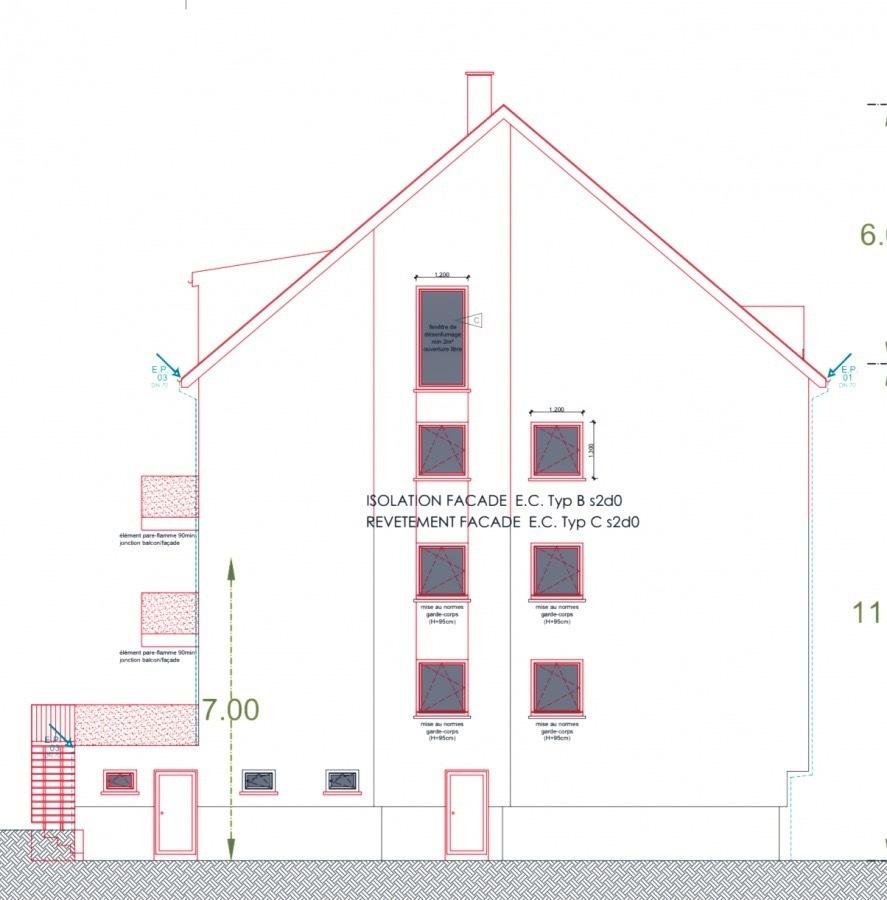 Immeuble de rapport à vendre à Luxembourg-Merl