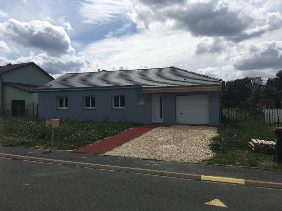 Maison à vendre F6 à Brouderdorff