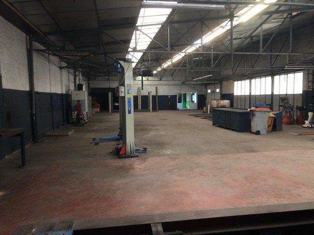 louer entrepôt 0 pièce 560 m² hettange-grande photo 3