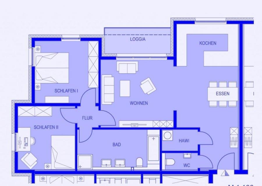 Appartement en vente luxembourg centre ville m for Appartement acheter