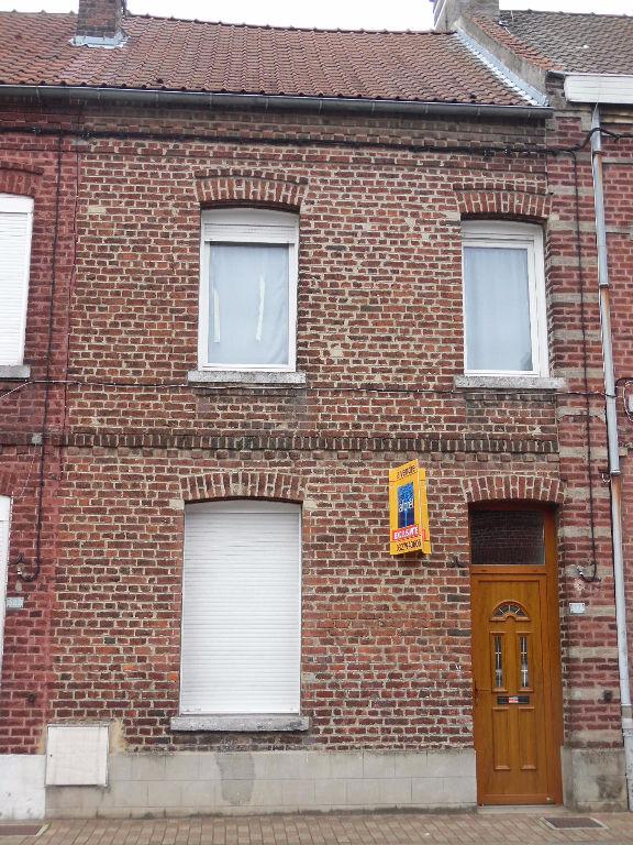 Maison en vente douai 78 m 79 900 immoregion for Garage mignon flines lez raches