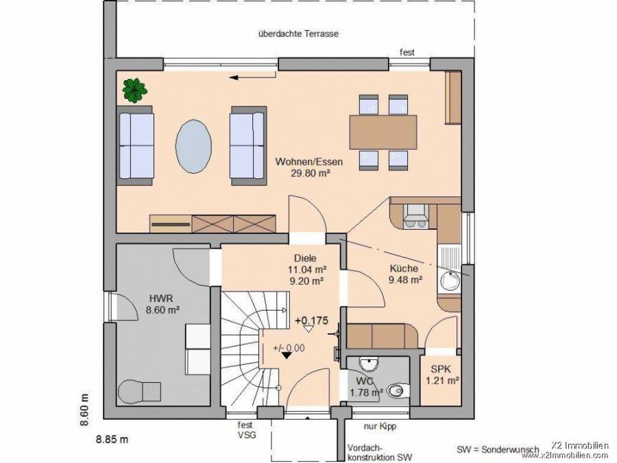 acheter maison 4 pièces 130 m² hütterscheid photo 2