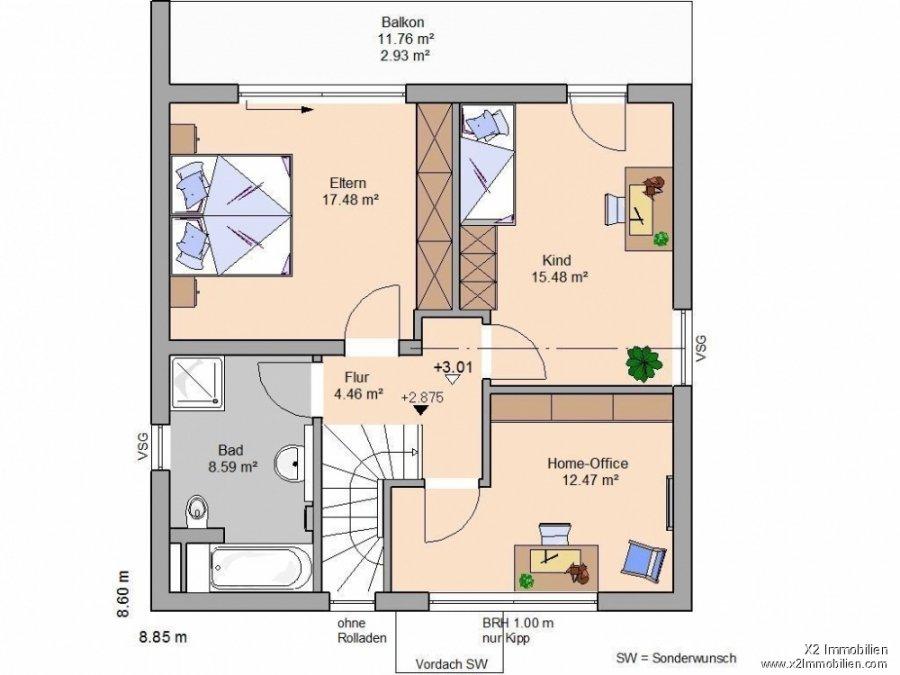 acheter maison 4 pièces 130 m² hütterscheid photo 6