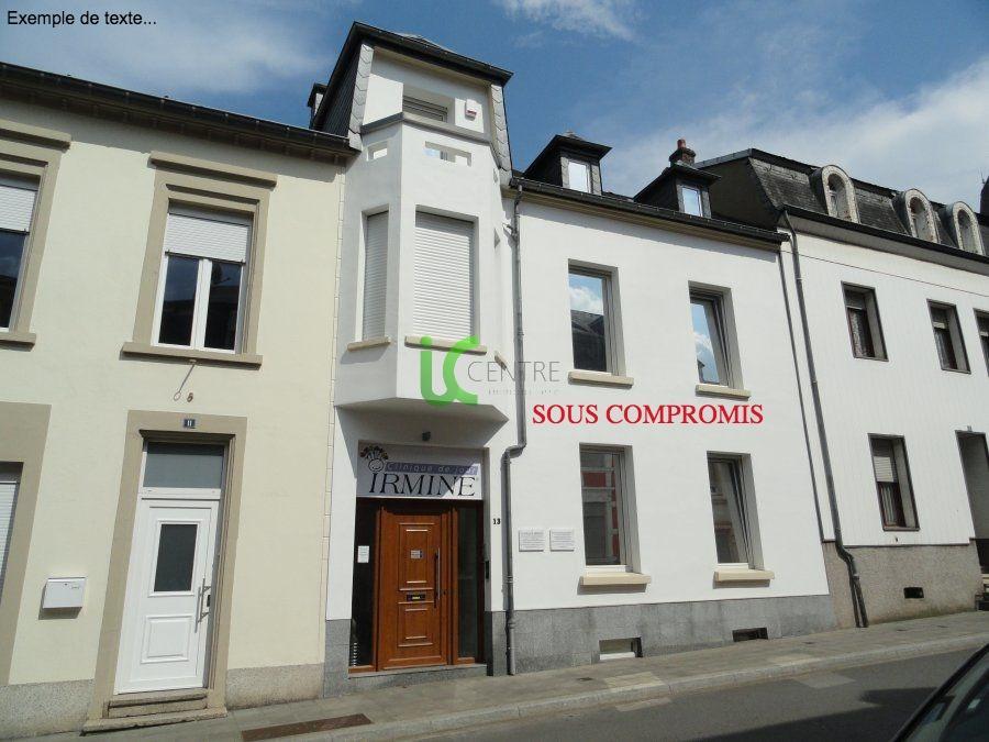 acheter maison 2 chambres 200 m² luxembourg photo 1