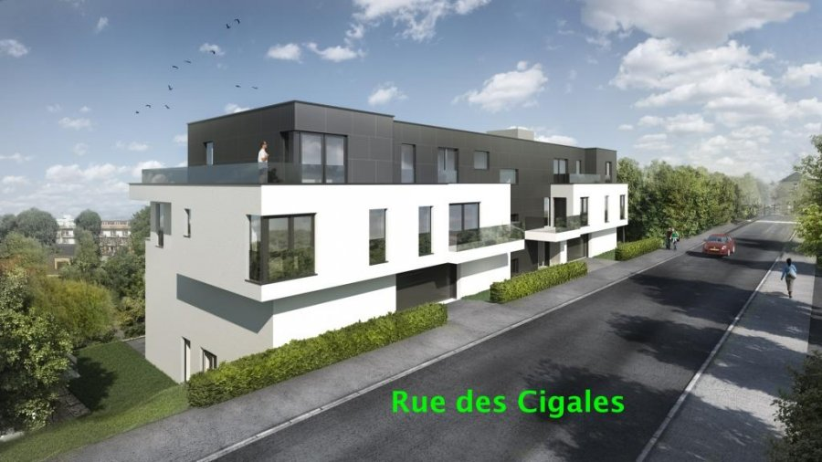 acheter penthouse 3 chambres 125 m² luxembourg photo 6