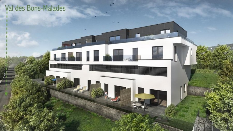acheter penthouse 3 chambres 125 m² luxembourg photo 4