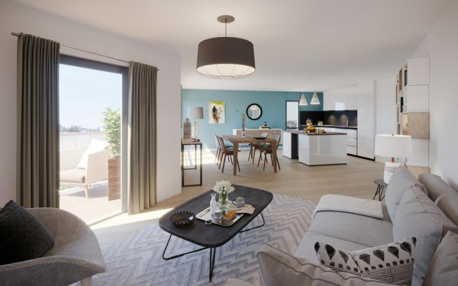 acheter appartement 3 chambres 91 m² hesperange photo 2