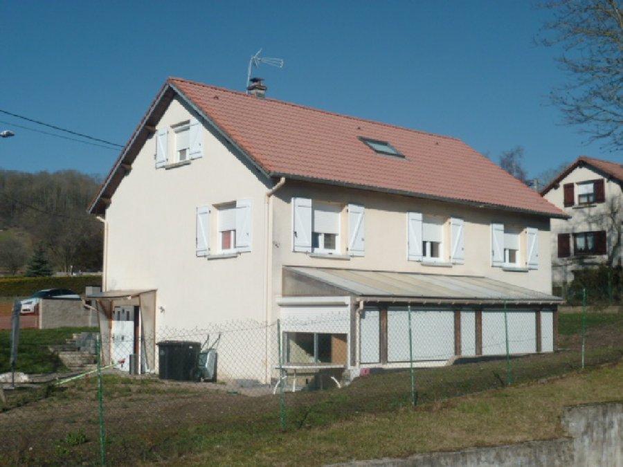 acheter maison 6 pièces 200 m² damelevières photo 1