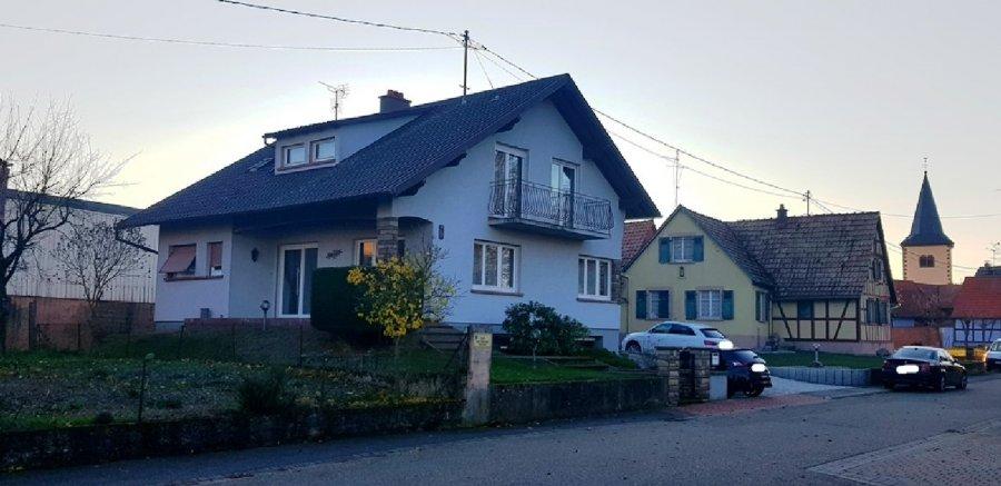 Maison à Huttendorf