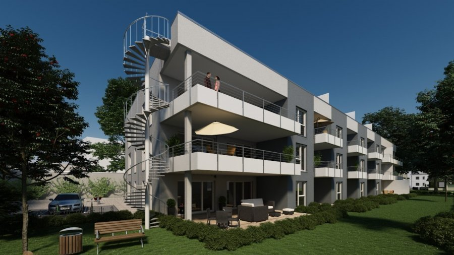 wohnung kaufen 3 zimmer 105.54 m² trier foto 3