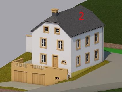 acheter maison individuelle 3 chambres 140 m² osweiler photo 2