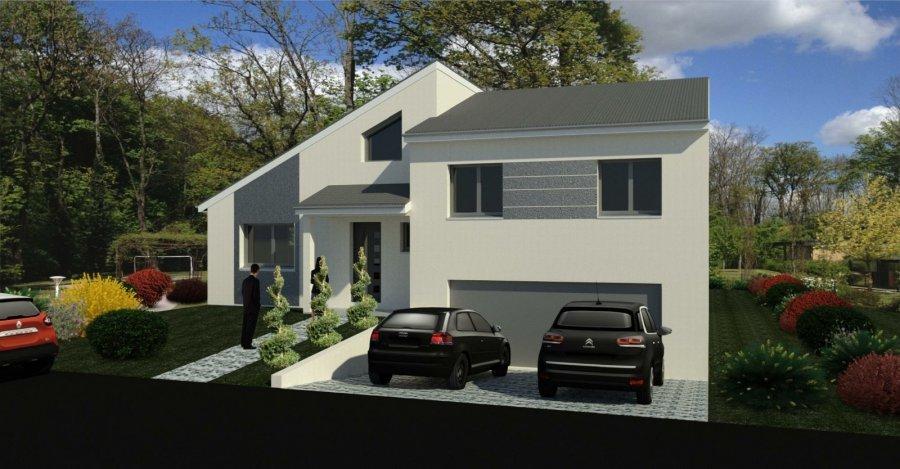 acheter modèle de maison 5 pièces 103 m² woippy photo 2