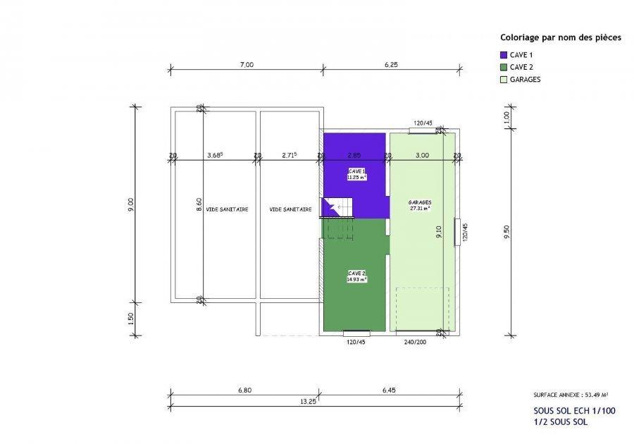 acheter modèle de maison 5 pièces 103 m² woippy photo 4