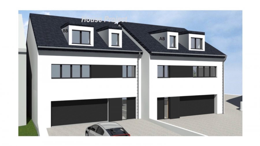 acheter maison jumelée 4 chambres 230 m² canach photo 1