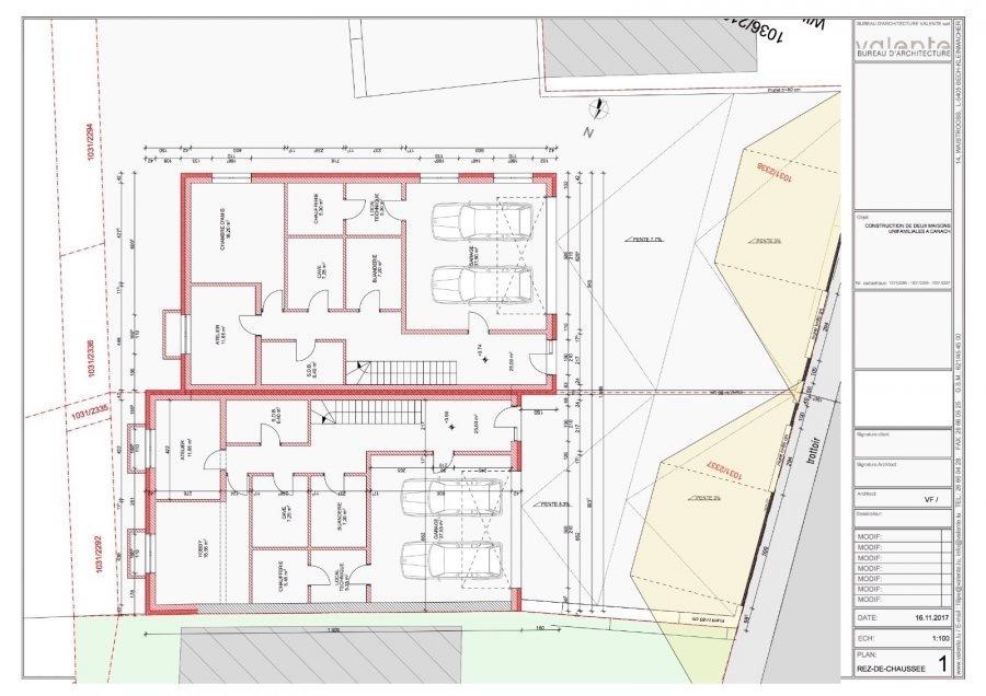 acheter maison jumelée 4 chambres 230 m² canach photo 3