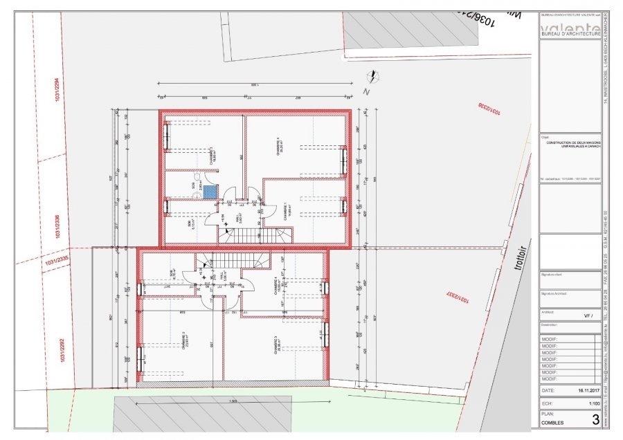 acheter maison jumelée 4 chambres 230 m² canach photo 5