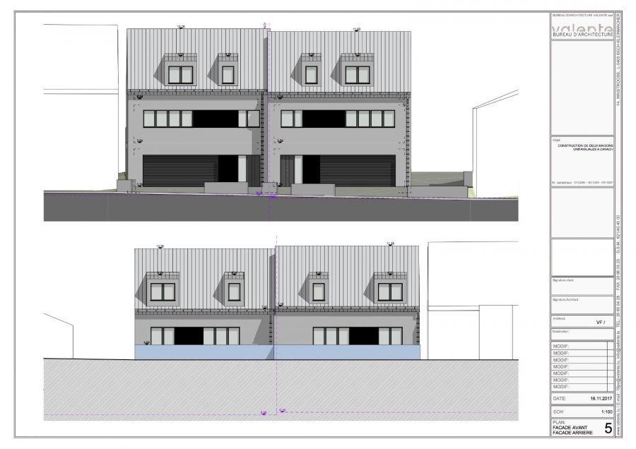 acheter maison jumelée 4 chambres 230 m² canach photo 7