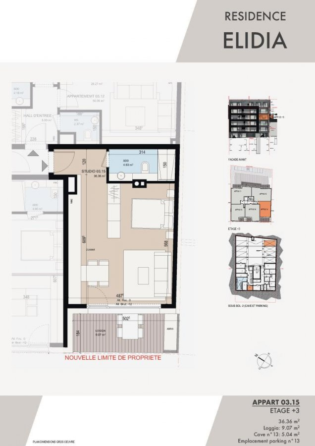 flat for buy 0 bedroom 39.99 m² luxembourg photo 2