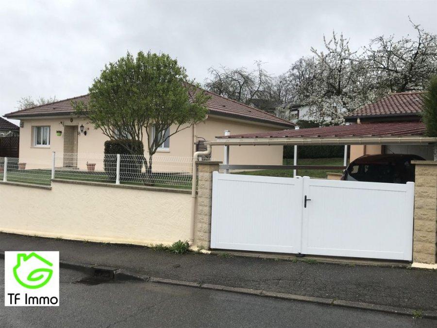 Maison à vendre F4 à Toul