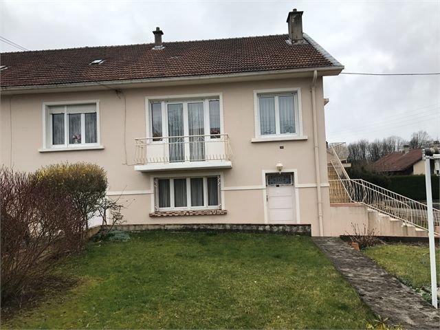acheter maison mitoyenne 5 pièces 110 m² haucourt-moulaine photo 1