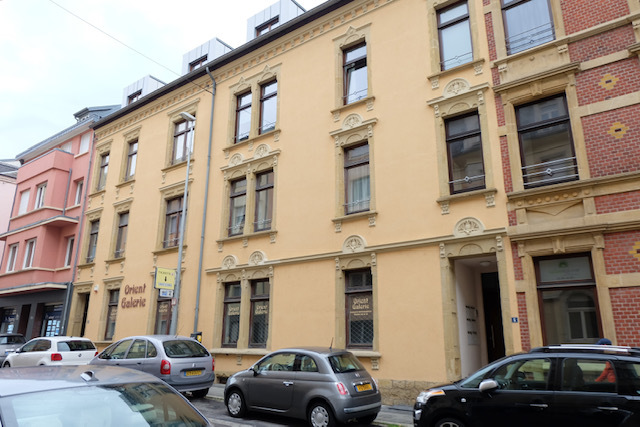 Local commercial à louer à Luxembourg-Limpertsberg