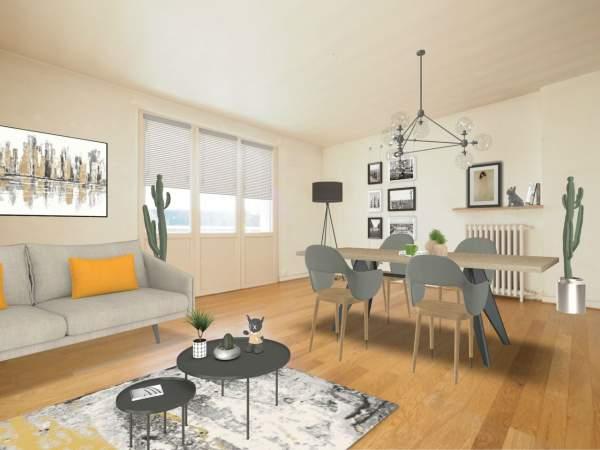acheter appartement 4 pièces 90 m² nancy photo 7