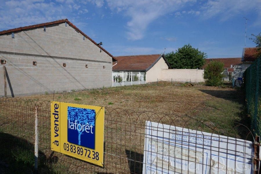 acheter terrain constructible 0 pièce 362 m² lunéville photo 2