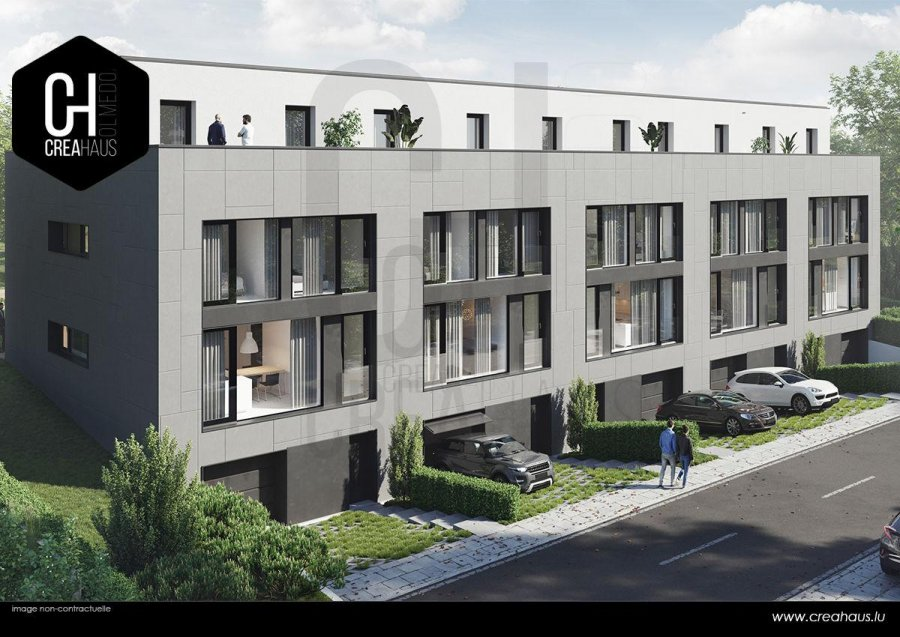 acheter maison mitoyenne 5 chambres 219 m² bridel photo 1
