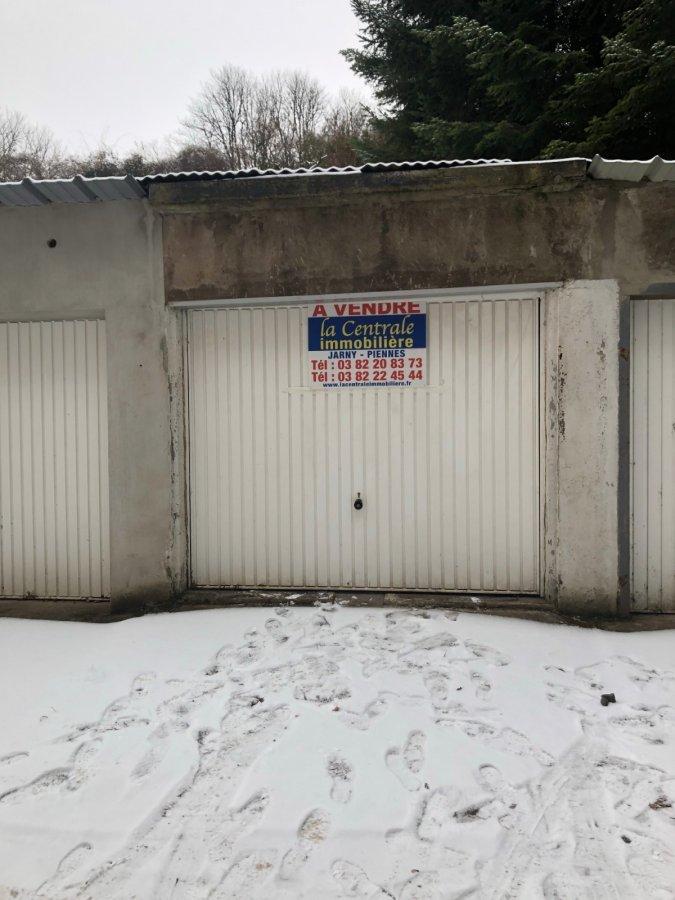 Garage fermé à vendre à Villerupt