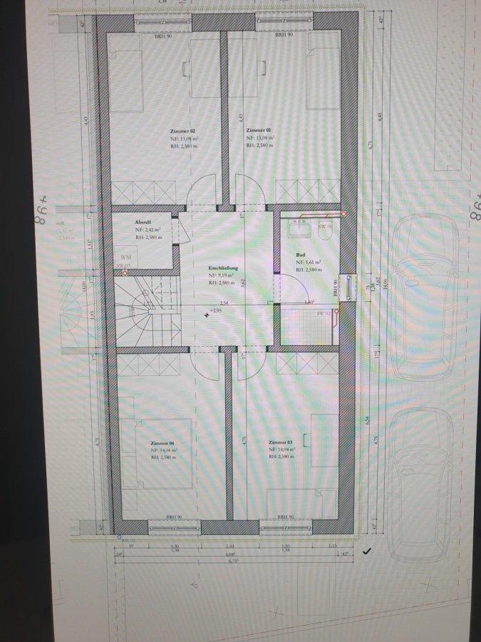 Maison jumelée à vendre 4 chambres à Hosingen